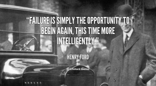Henry Ford Failure